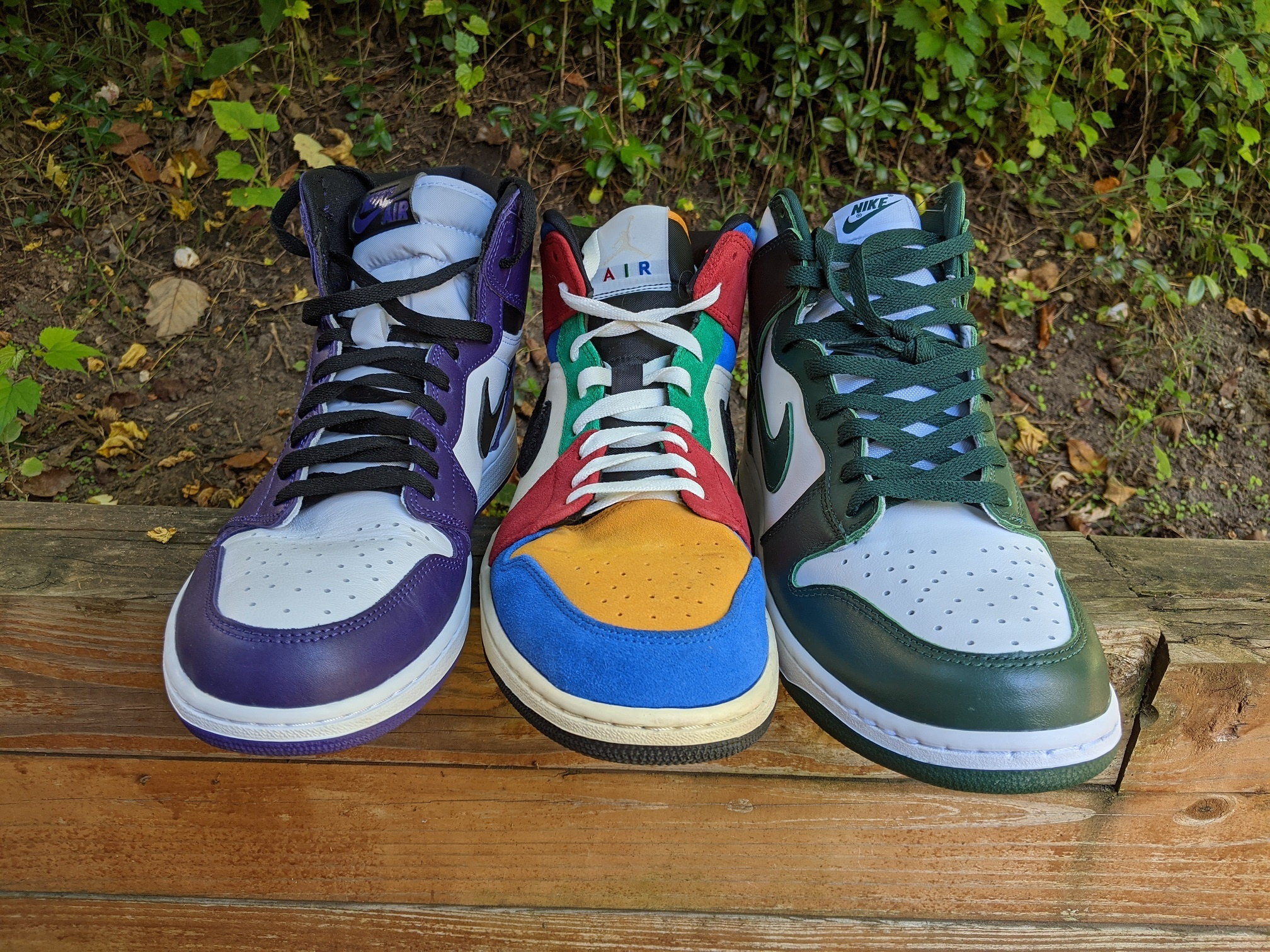 Jordan 1 High, Mid, and Dunk High: What's the Difference - 100wears